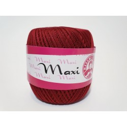 5522 - bordo Madame Tricote Paris Maxi