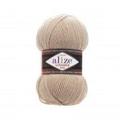 585 - šviesi kakavinė Alize Lanagold Fine