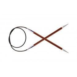 KnitPro Zing 100 cm virbalai su valu